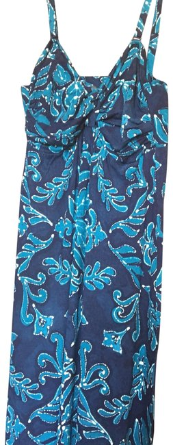 Preload https://item3.tradesy.com/images/tommy-bahama-indigo-blue-floral-long-casual-maxi-dress-size-2-xs-23332987-0-4.jpg?width=400&height=650