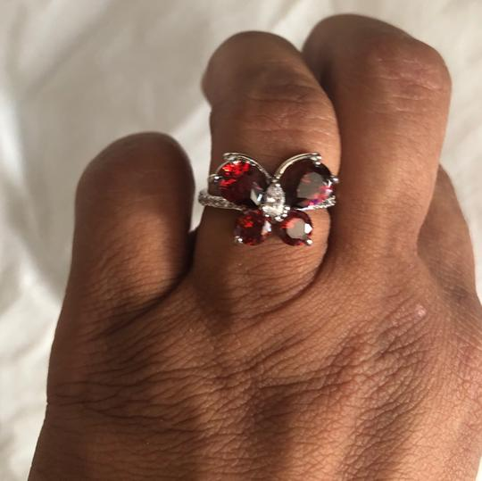 Sterling Silver Butterfly Ring Sterling Silver
