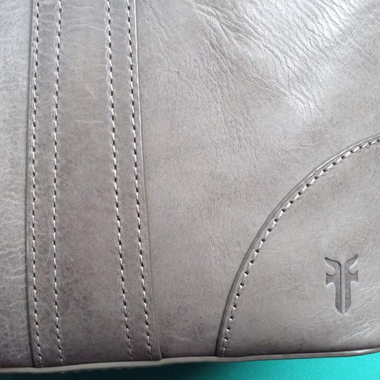Frye Tote in Ice washed Grey