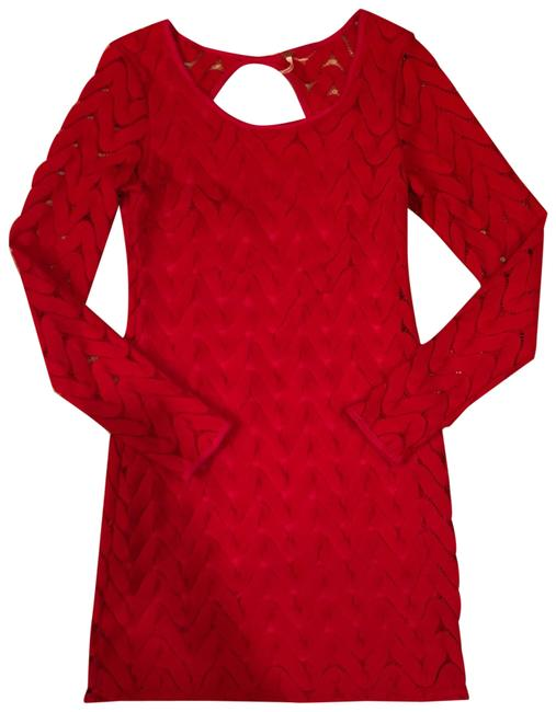 Preload https://item2.tradesy.com/images/free-people-red-pink-knit-lace-with-liner-mid-length-cocktail-dress-size-4-s-23333141-0-1.jpg?width=400&height=650