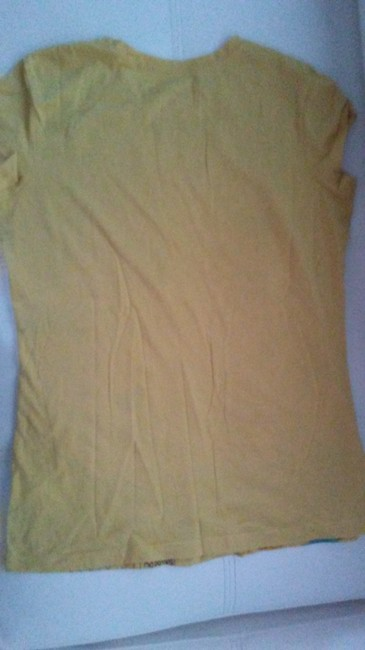 Mighty Fine T Shirt Yellow