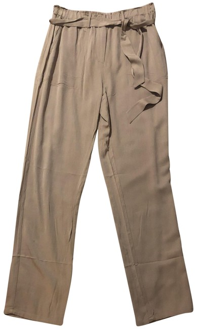 Preload https://item1.tradesy.com/images/tan-trouser-baggy-pants-size-12-l-32-33-23333190-0-1.jpg?width=400&height=650