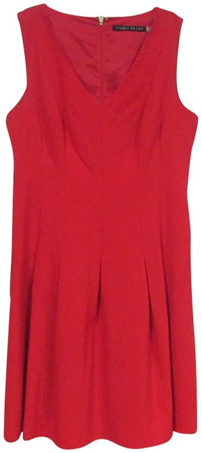 Preload https://item4.tradesy.com/images/ivanka-trump-red-a-line-short-cocktail-dress-size-12-l-23333198-0-1.jpg?width=400&height=650