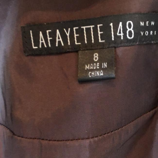 Lafayette 148 New York Skirt brown