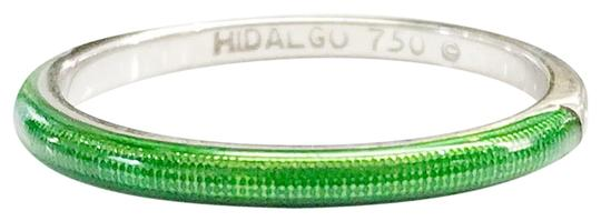 Preload https://item5.tradesy.com/images/hidalgo-18k-and-ceramic-bright-green-stackable-ring-23333239-0-1.jpg?width=440&height=440