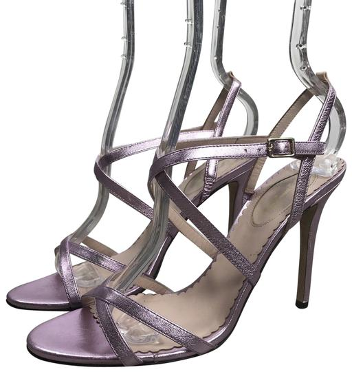 Preload https://img-static.tradesy.com/item/23333276/sjp-by-sarah-jessica-parker-pink-metallic-strappy-sandals-size-eu-37-approx-us-7-regular-m-b-0-1-540-540.jpg