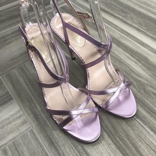SJP by Sarah Jessica Parker Strappy Heels Pink Sandals