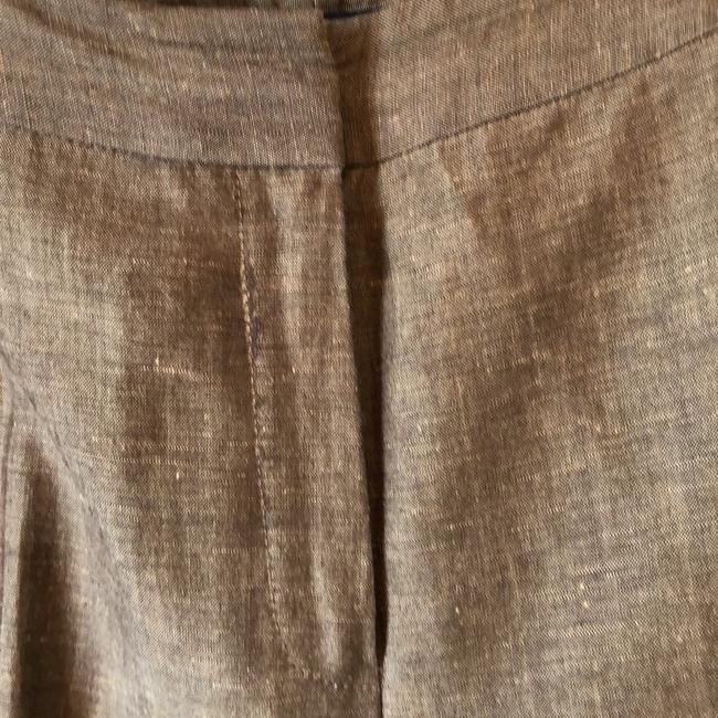 Lafayette 148 New York Trouser Pants light coffee brown