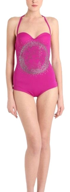 Preload https://img-static.tradesy.com/item/23333287/versace-fuschia-swimwear-one-piece-bathing-suit-size-10-m-0-1-650-650.jpg