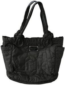 Marc by Marc Jacobs Quilted Casual Nylon Tote in Black