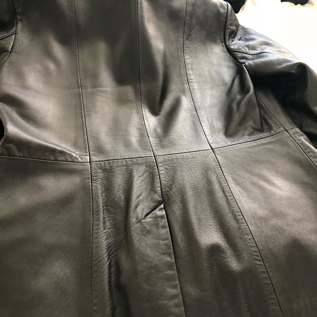 DKNY Leather Jacket