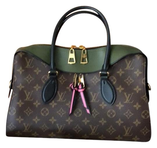 Preload https://item4.tradesy.com/images/louis-vuitton-tuileries-coated-monogram-canvas-with-cowhide-leather-and-microfiber-lining-satchel-23333333-0-1.jpg?width=440&height=440