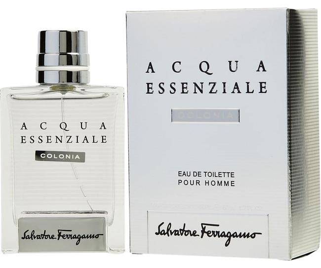 Salvatore Ferragamo Acqua Essenziale Eau De Toilette-spray 3-4-oz /100 Ml Men's New/Sealed Fragrance Salvatore Ferragamo Acqua Essenziale Eau De Toilette-spray 3-4-oz /100 Ml Men's New/Sealed Fragrance Image 1