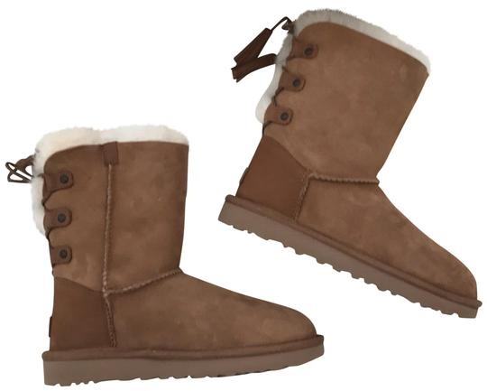 Preload https://img-static.tradesy.com/item/23333407/ugg-australia-chestnut-bootsbooties-size-us-6-regular-m-b-0-1-540-540.jpg