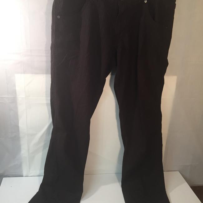 FB NEXTREND Relaxed Pants Brown