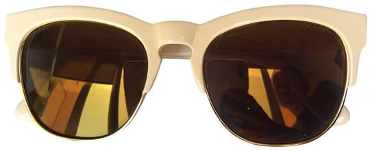 Preload https://item3.tradesy.com/images/wildfox-creamgold-clubfox-deluxe-sunglasses-23333422-0-1.jpg?width=440&height=440