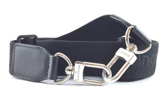 Preload https://img-static.tradesy.com/item/23333441/louis-vuitton-18539-black-adjustable-shoulder-strap-cross-body-long-wide-fabric-and-leather-0-1-540-540.jpg