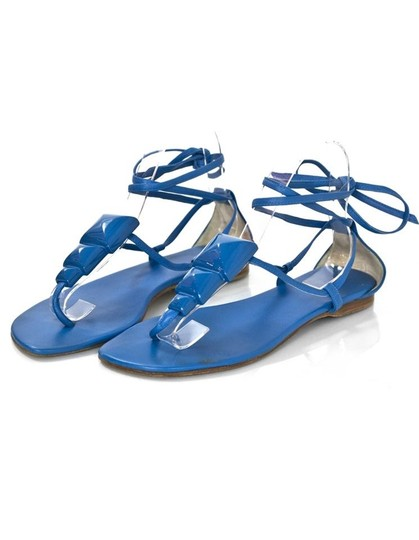 Preload https://img-static.tradesy.com/item/23333616/hermes-blue-resins-ankle-wrap-sandals-flats-size-eu-40-approx-us-10-regular-m-b-0-1-540-540.jpg