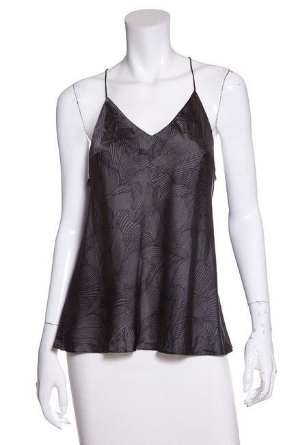 Preload https://item4.tradesy.com/images/black-and-grey-silk-blend-prairie-blouse-size-6-s-23333618-0-0.jpg?width=400&height=650