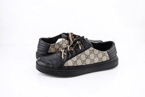 Gucci * Black Supreme Sneaker Shoes