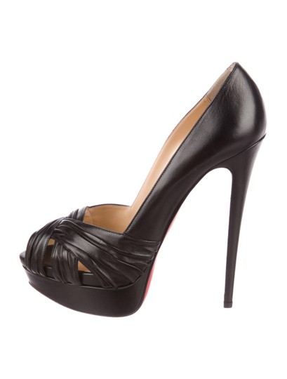 Christian Louboutin Sandals Aborina BLACK Pumps