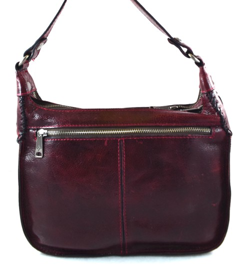 Patricia Nash Designs Red Messenger Bag