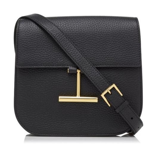 Preload https://item1.tradesy.com/images/tom-ford-new-minismall-tara-black-leather-cross-body-bag-23333750-0-1.jpg?width=440&height=440