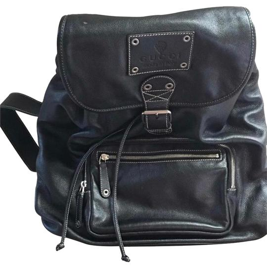 Preload https://item4.tradesy.com/images/gucci-black-leather-backpack-23333753-0-1.jpg?width=440&height=440