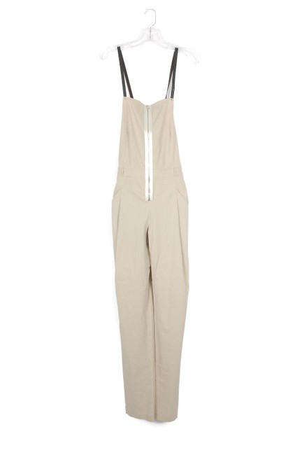 Preload https://item1.tradesy.com/images/proenza-schouler-tan-cotton-overalls-long-romperjumpsuit-size-6-s-23333895-0-0.jpg?width=400&height=650