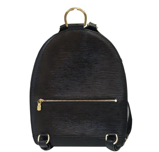Preload https://item5.tradesy.com/images/louis-vuitton-mabillon-epi-leather-black-backpack-23333914-0-0.jpg?width=440&height=440