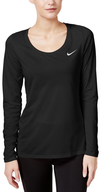 Preload https://item1.tradesy.com/images/nike-black-women-s-dry-legend-dri-fit-training-small-activewear-top-size-4-s-23333925-0-1.jpg?width=400&height=650