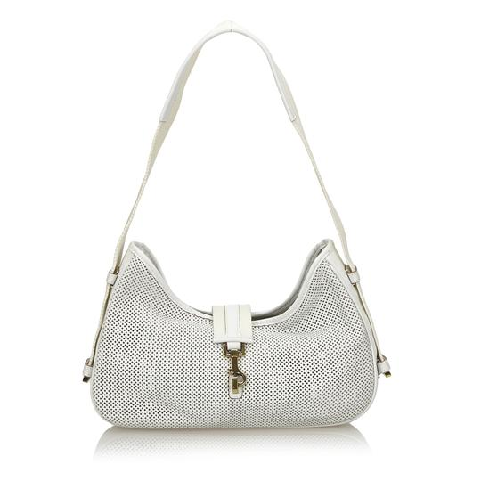 Preload https://item2.tradesy.com/images/gucci-jackie-perforated-blue-leather-x-others-x-fabric-x-canvas-shoulder-bag-23333961-0-0.jpg?width=440&height=440