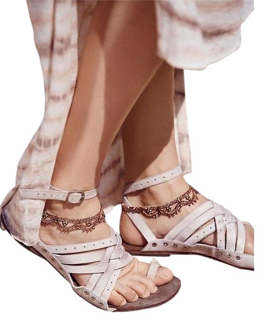 Item - Lilac Belize Strappy Bohemian Style Strappy 7.5-8m New Sandals Size US 8 Regular (M, B)