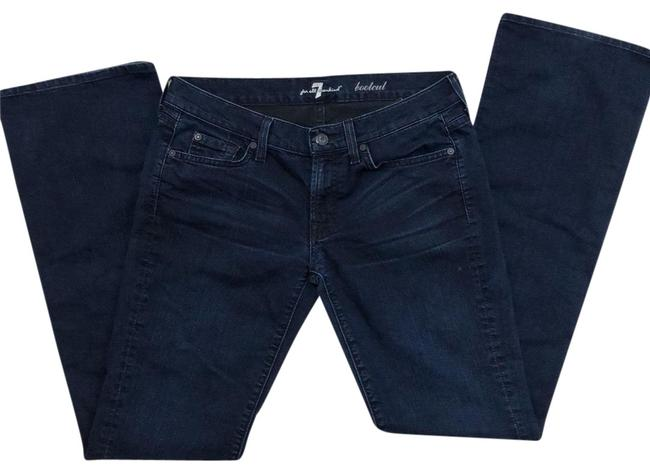 Preload https://img-static.tradesy.com/item/23333984/7-for-all-mankind-blue-boot-cut-jeans-size-8-m-29-30-0-1-650-650.jpg