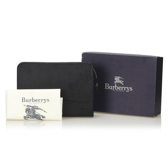 Burberry 8dbucl001 Black Clutch