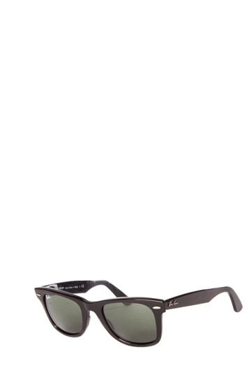 Ray-Ban Black Tinted Lens Wayfarer Sunglasses