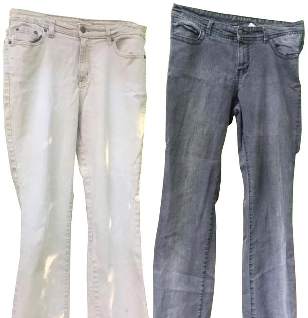 Preload https://item1.tradesy.com/images/two-pairs-of-boot-cut-pants-size-12-l-32-33-23334060-0-1.jpg?width=400&height=650
