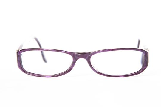 Dolce&Gabbana Purple Square Shaped Reading Glasses