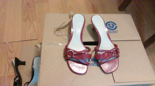 Fioni RED Sandals