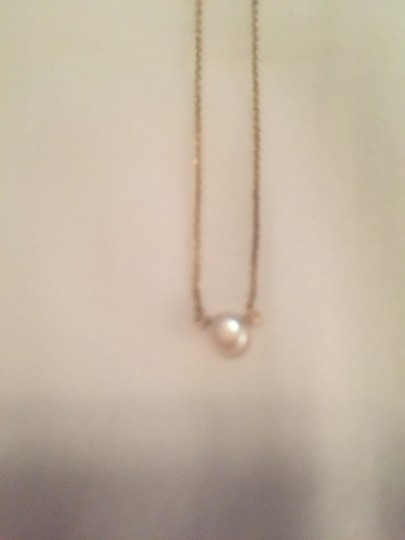 Dogeared Gold Pearls Of Friendship Necklace