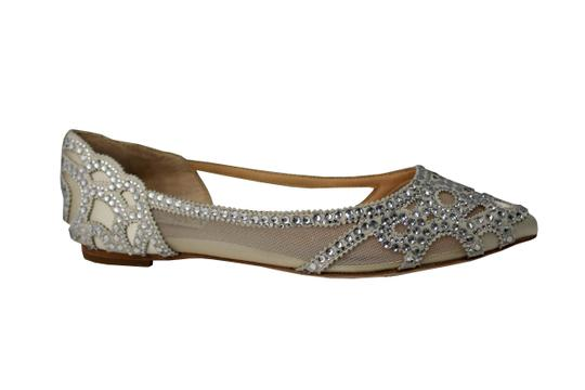 Preload https://item5.tradesy.com/images/badgley-mischka-gigi-pointed-toe-evening-flats-size-us-55-regular-m-b-23334169-0-0.jpg?width=440&height=440