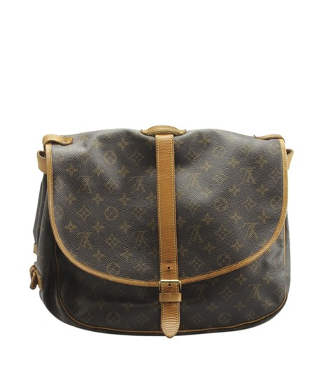 Preload https://item3.tradesy.com/images/louis-vuitton-saumur-35-monogram-146132-brown-coated-canvas-shoulder-bag-23334232-0-0.jpg?width=440&height=440
