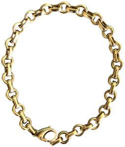 Tiffany & Co. Authentic Tiffany and co vintage 18k gold link bracelet - item med img