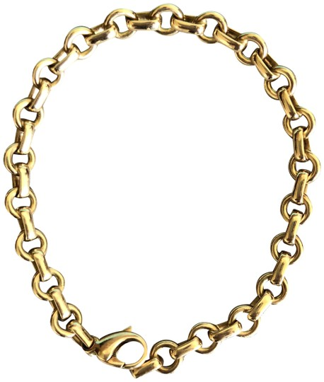 Preload https://img-static.tradesy.com/item/23334241/tiffany-and-co-co-vintage-18k-gold-link-bracelet-0-1-540-540.jpg