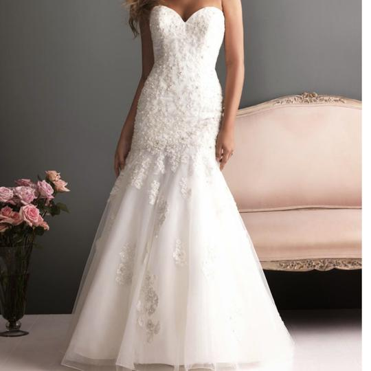 Preload https://item1.tradesy.com/images/anjolique-ivory-tulle-lace-satin-allure-2613f-formal-wedding-dress-size-18-xl-plus-0x-23334285-0-2.jpg?width=440&height=440