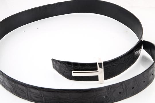 Tom Ford Tory Ford T-Icon Belt Black