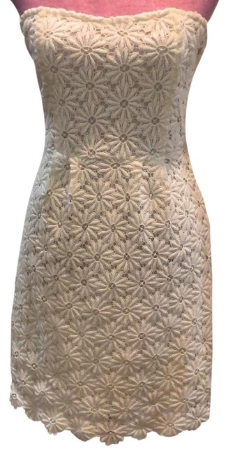 Preload https://item2.tradesy.com/images/ivory-strapless-sweetheart-embroidered-short-cocktail-dress-size-4-s-23334296-0-2.jpg?width=400&height=650