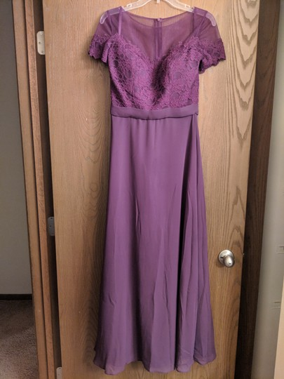 Preload https://item5.tradesy.com/images/eggplant-lace-and-chiffon-style-124-formal-bridesmaidmob-dress-size-4-s-23334299-0-0.jpg?width=440&height=440