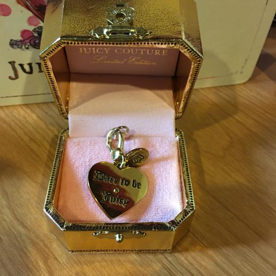 Juicy Couture NWT! JUICY COUTURE TRUTH DARE SPINNER CHARM