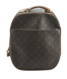 Louis Vuitton Coated Canvas Shoulder Bag - item med img